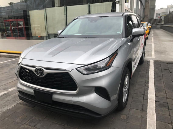 Toyota Highlander Le 2020 Demo