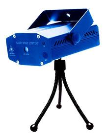 Mini Projetor Holográfico Com Efeitos Especiais-laser Stage
