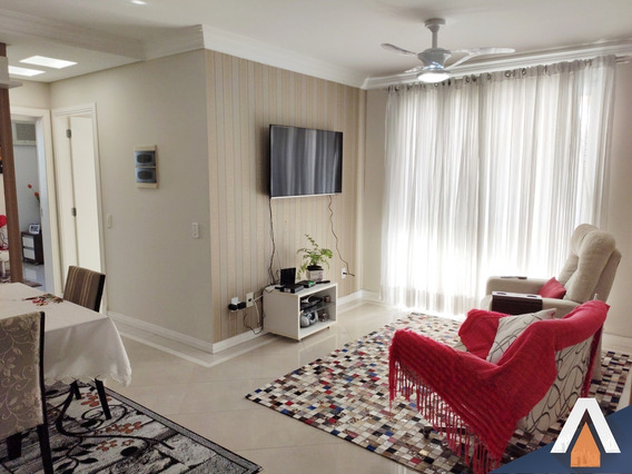Acrc Imóveis - Apartamento Para Venda No Bairro Victor Konder Em Blumenau - Ap02768 - 34305307