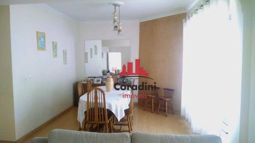 Imagem 1 de 21 de Casa Com 3 Dormitórios À Venda, 170 M² Por R$ 470.000 - Residencial Santa Luiza Ii - Nova Odessa/sp - Ca1962