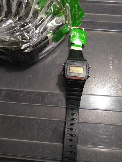 Kit Com 20 Relógios Aqua Aq 37atacado