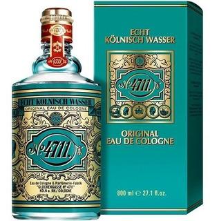 Perfume 4711 Echt Kolnisch Wasser 800ml - mL a $255