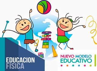 Manual De Actividades De Educación Física. Kinder Primaria