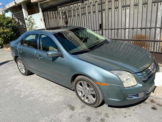 Ford Fusion Sel Less Plus V6 Mt 2006