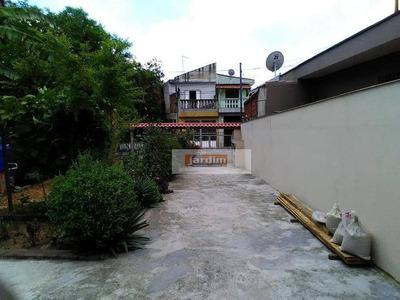 Casa Com 1 Dormitório Para Alugar, 55 M² Por R$ 950,00/mês - Vila Tupi - São Bernardo Do Campo/sp - Ca0974