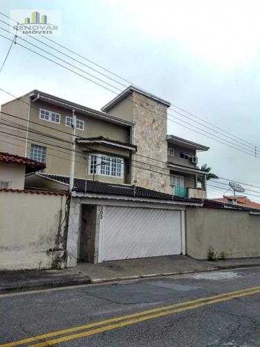 Imagem 1 de 30 de Sobrado Residencial À Venda, Vila Oliveira, Mogi Das Cruzes - . - So0024
