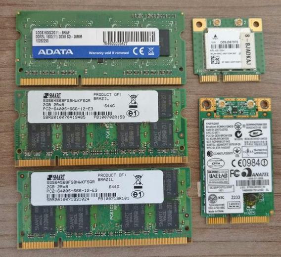 Memória Pc2 6400 - 2gb