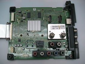 * Placa Principal Panasonic Tc L32xm6b Tnp4g543vd