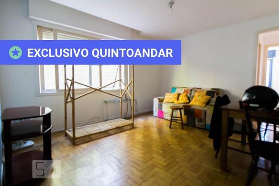 Apartamento Térreo Com 1 Dormitório - Id: 892967120 - 267120