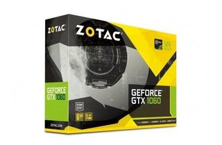 Tarj. Video Zotac Geforce Gtx 1060 6gb Ddr5 192 Bit