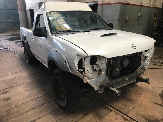 Nissan Frontier 2.8 Cabina Simple Con Faltantes - No Chocada