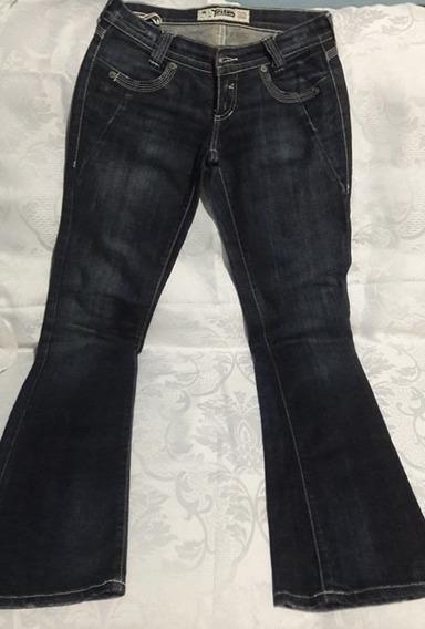 Calça Jeans Flare Triton 36