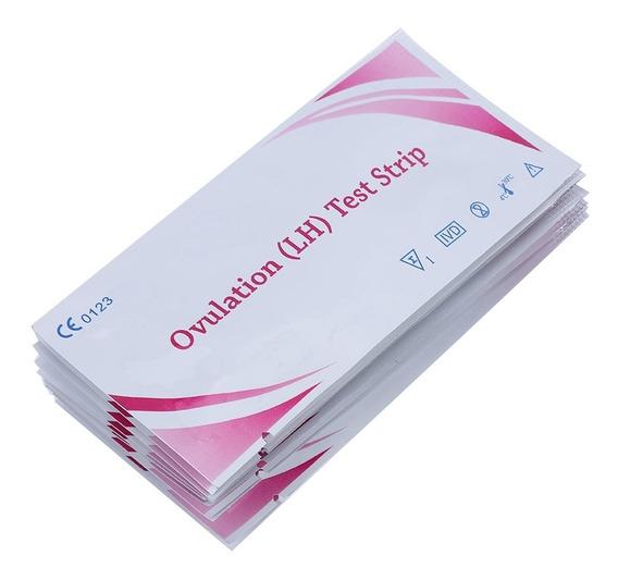 Ovulación Lh Prueba Tira Embarazo Detección De Orina En Ca