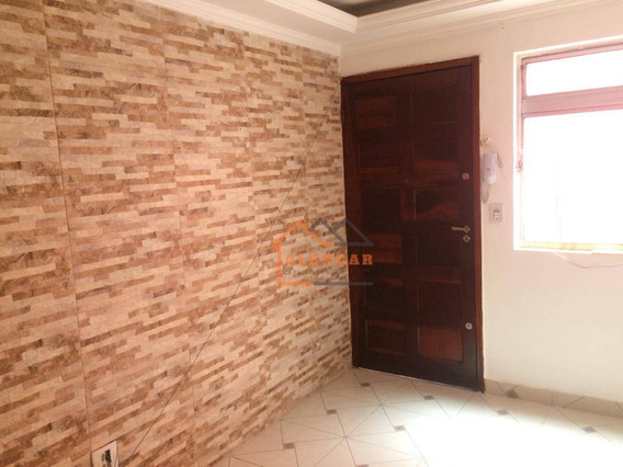 Apartamento Com 2 Dormitórios À Venda, 48 M² Por R$ 160.000,00 - Conjunto Residencial José Bonifácio - São Paulo/sp - Ap0146