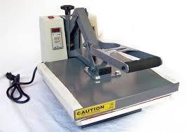 Servicio Técnico De Plancha Sublimar Industrial Sobre Textil