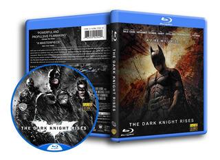 Bluray Batman Trilogia - 3 Blu Ray