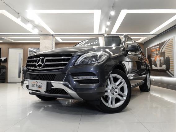 Mercedes-benz Ml350 2013 Blindado