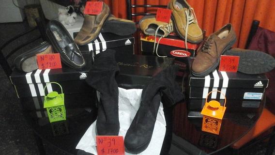 Zapatos Usados De Caballero