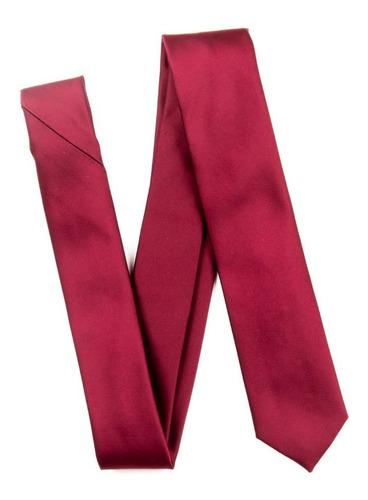 Imagen 1 de 1 de Corbatin Corbata Angosta Lisa Colores