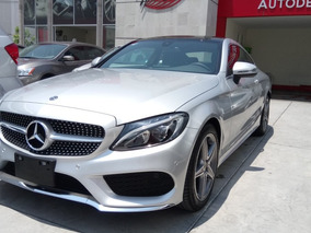 Mercedes Benz Clase C 250 Cgi Coupe At 2018