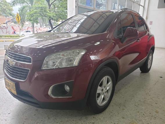 Chevrolet Tracker Mt 2015 - Seminuevo
