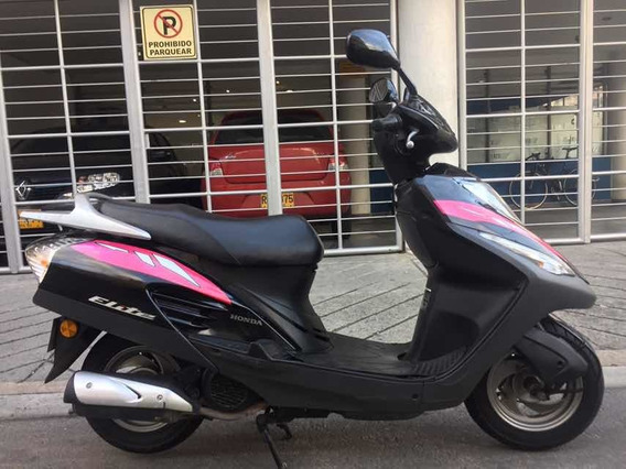 Moto Honda Elite 125, Barata, $2