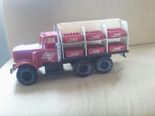 Camión Coca-cola De Colección