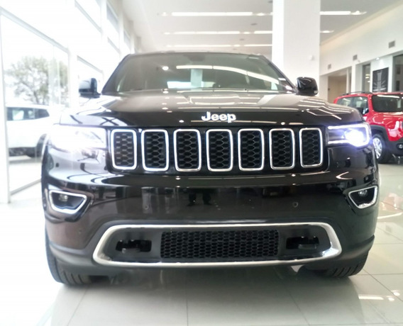 Jeep Grand Cherokee Limited 3.6l V6 4x4 2019 Tope De Gama