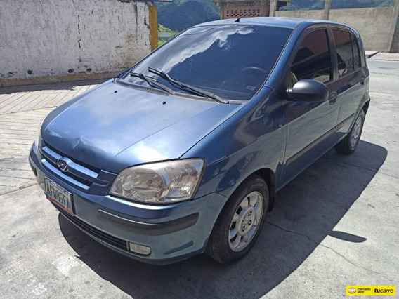 Hyundai Getz Sedan Sincronica