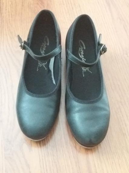 Sapato Para Sapateado E Sapatilha Capezio - Em Ótimo Estado