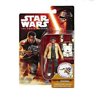 Star Wars The Force Awakens Finn (jakku) 3