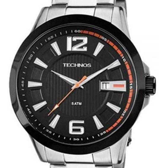 Relógio Technos Masculino Performance Racer 2115knv/1p + Nfe