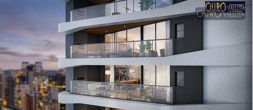 Apartamento Com 3 Dormitórios À Venda, 153 M² Por R$ 3.708.600,00 - Vila Olímpia - São Paulo/sp - Ap3022