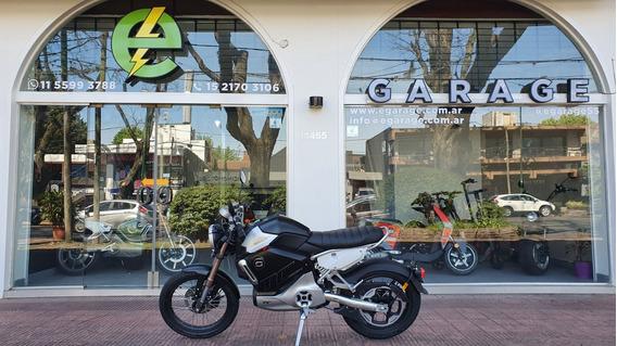 Moto Eléctrica Super Soco Tc Max 4500w