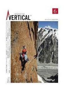 Revista Vertical Numero 06 Escalada Montañismo Alta Montaña
