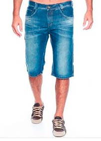 Bermuda Jeans Masculina Sawary (229115)