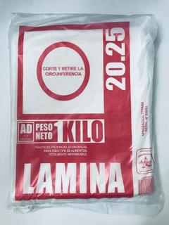 Lamina Folex Separador De Fiambres 20x25 Frezeer X 1kg