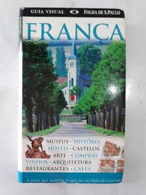 Livro Guia Visual Folha De São Paulo França