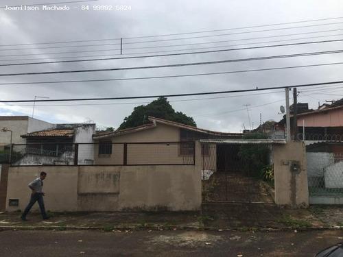 Casa Para Venda Em Natal, Pitimbu - Cidade Satélite, 4 Dormitórios, 2 Suítes, 3 Banheiros, 3 Vagas - Cas645_2-657698