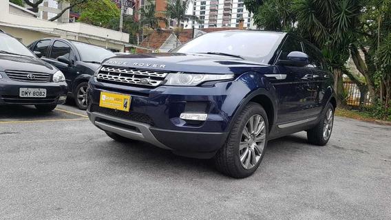 Land Rover Range Rover Evoque Prestige- Estado De Zero!
