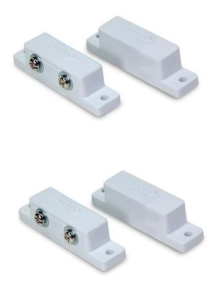 Kit 2 Sensores Magnético Com Fio Genno