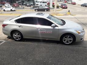 Nissan Altima 2.5 Advance Navi Cvt, Seminuevos Garantizados
