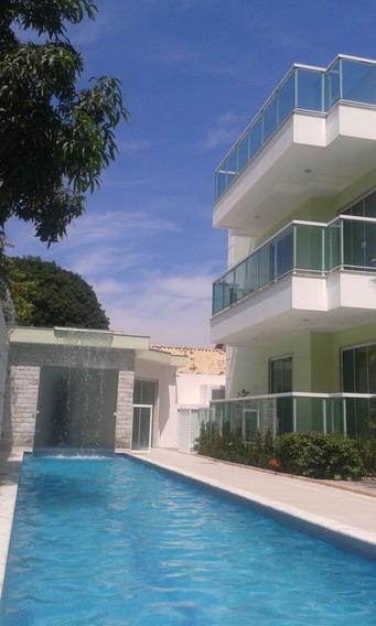 Cobertura Duplex Próximo Á Lagoa !!!! - 3189
