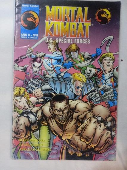 Mortal Kombat N° 8