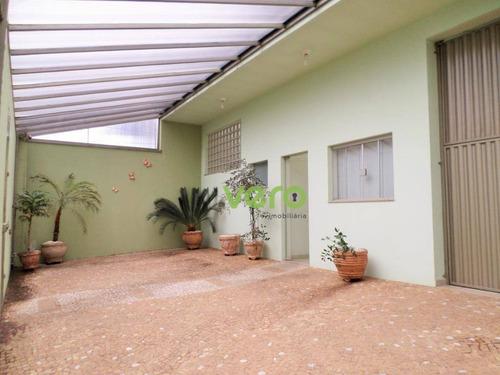 Imagem 1 de 30 de Salão Comercial Para Locação, Morada Do Sol, Americana. - Sl0007