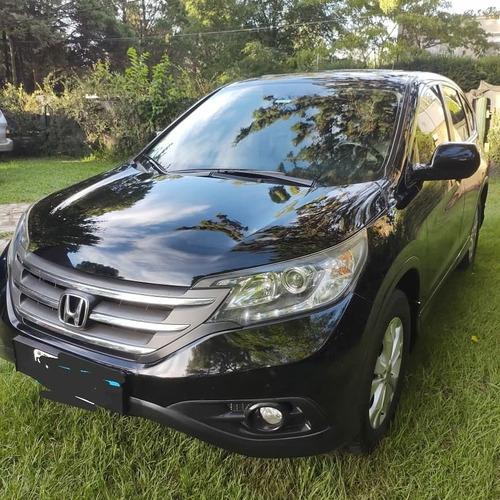 Honda Cr-v 2.4 Ex L At 4wd 2012
