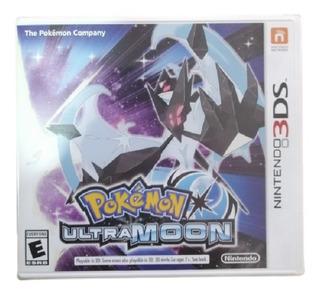 Pokemon Ultra Moon Nintendo 3ds Original