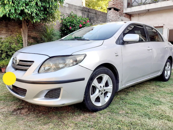 Toyota Corolla 1.8 Mod 09 Gnc