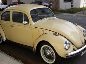 Volkswagen Fusca 1978 1300l