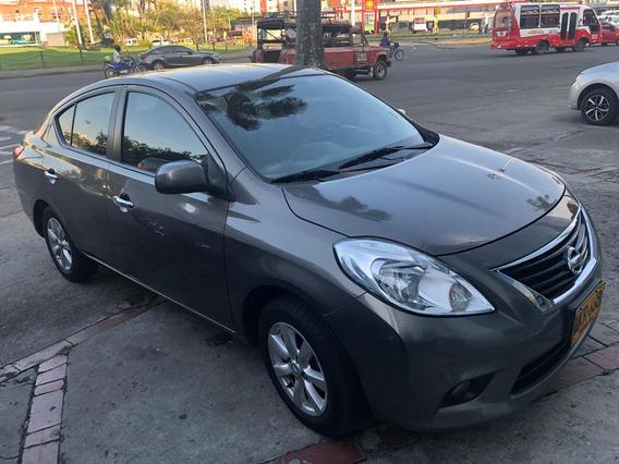 Nissan Versa Advanced